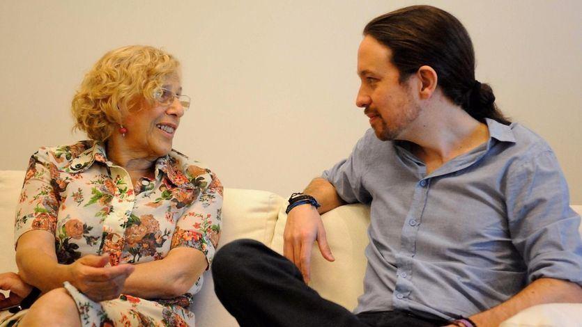 Podemos aparca la guerra y apoya públicamente a Carmena mientras sigue la crisis en Madrid