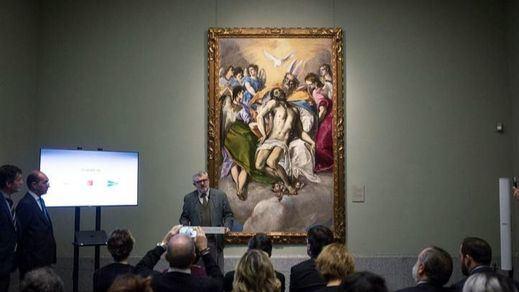 El Corte Inglés se suma al proyecto 'Vestir el Prado' en el bicentenario del Museo