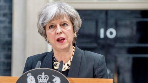 May logra el apoyo de su partido a las condiciones de la salida de la UE del Reino Unido