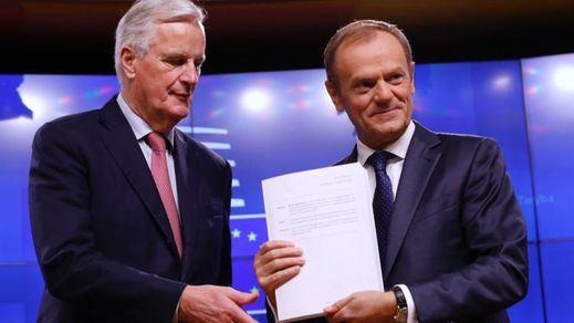 Una cumbre europea formalizará el 25 de noviembre la salida de Reino Unido