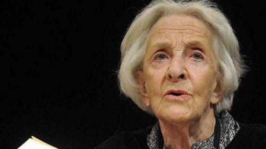 La poeta uruguaya Ida Vitale, quinta mujer en ganar el Premio Cervantes