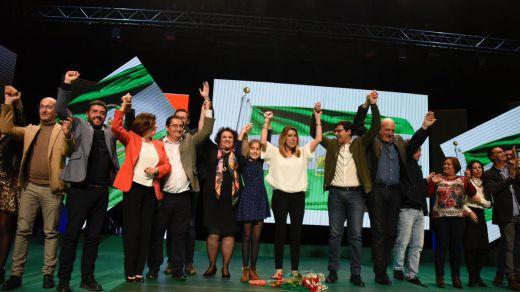 La campaña electoral andaluza comienza con ataques pero con la realidad al final de camino: los pactos poselectorales