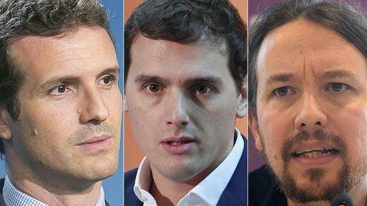 La oposición en bloque reclama a Sánchez que convoque elecciones