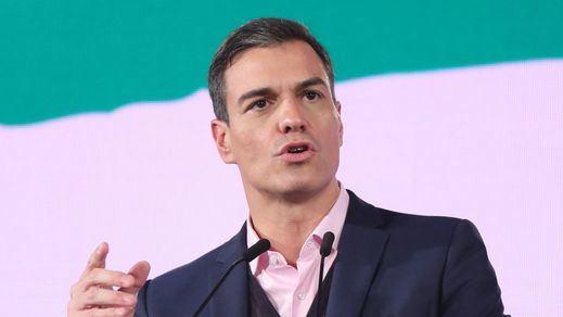 Sánchez asegura a quienes le reclaman elecciones que tiene proyecto