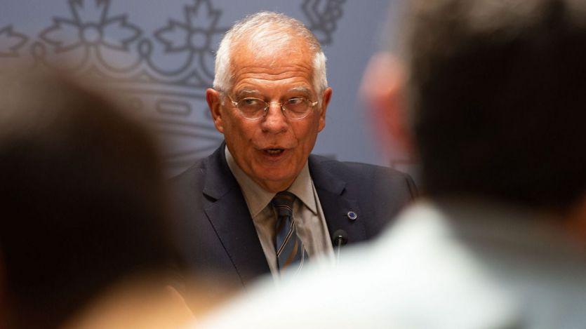 Borrell contradice a Sánchez y parte del Gobierno: 'Lo normal es presentar los Presupuestos en el Congreso'