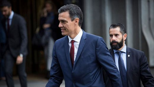 Sánchez interviene en el rumor del adelanto electoral: no hay fecha y sólo él dirá cuándo serán las generales