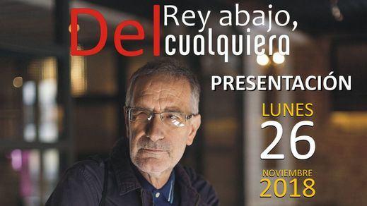 El periodista y crítico teatral José-Miguel Vila presenta su libro 'Del Rey abajo, cualquiera'