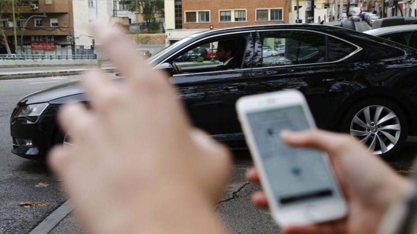 Un informe demuestra que no siempre son más baratos los VTC (Uber, Cabify...) que un taxi