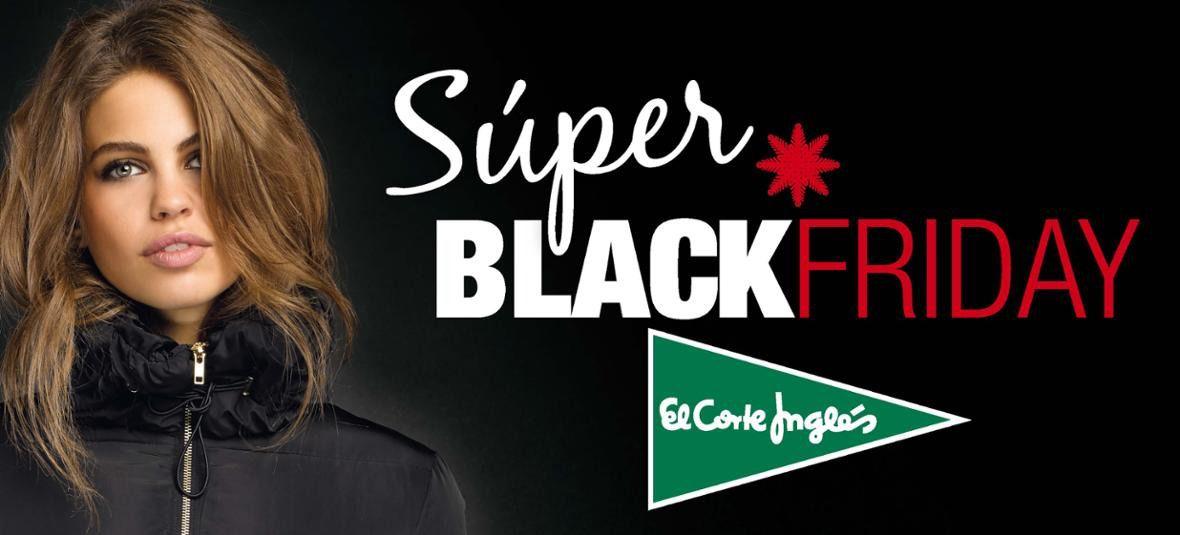 9c2fcefe7 El Corte Inglés celebra el Black Friday con grandes descuentos en más de 600  marcas de moda