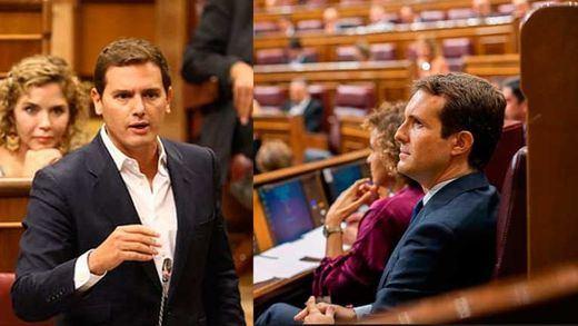 PP y Ciudadanos se niegan a votar a favor de condenar el franquismo