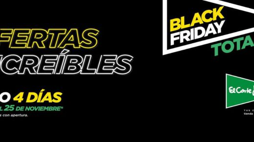 Black Friday El Corte Inglés