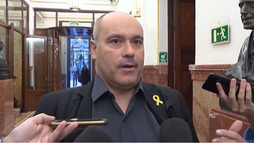 El diputado acusado de escupir a Borrell, Jordi Salvador, habla al fin: