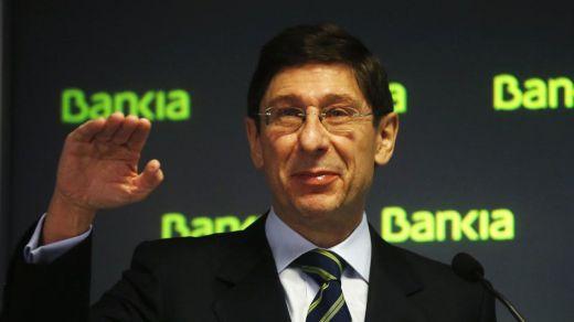 El presidente de Bankia, Goirigolzarri: