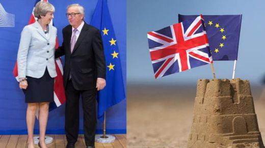 Europa y Reino Unido cierran un texto de acuerdo de Brexit