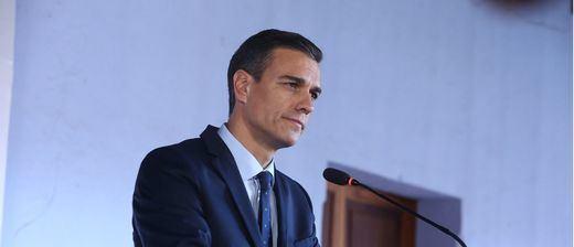 La cumbre europea para el Brexit, en el aire por el veto del Gobierno español