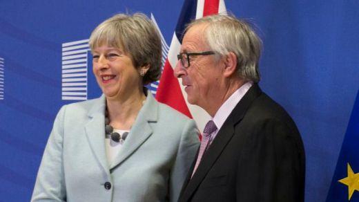 May ya tiene el acuerdo para salir de la Unión Europea y tendrá que refrendarlo en su Parlamento