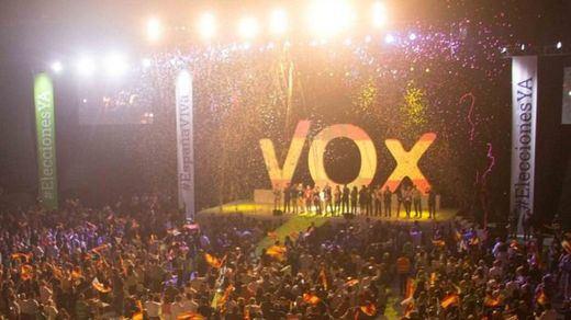 Miedo en Andalucía y el resto de España al avance de Vox