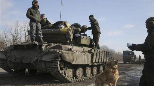 Ucrania declara el estado de excepción ante una posible nueva guerra con Rusia