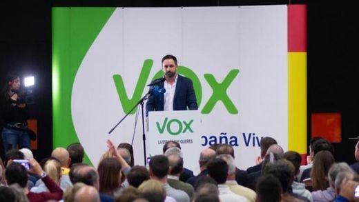 VOX se querella contra Susana Díaz por acusar al partido de justificar la violencia machista
