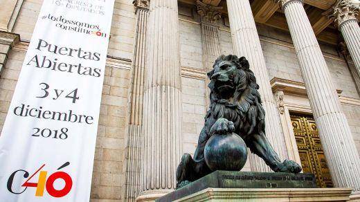 El Congreso celebra su jornada de Puertas Abiertas los días 3 y 4 de diciembre