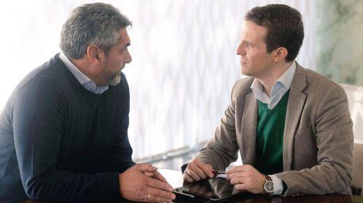 Casado promete en la campaña andaluza endurecer las condiciones de la prisión permanente revisable