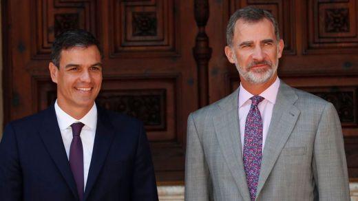 El Constitucional avala que el Gobierno impugnara la reprobación al Rey por el Parlament catalán