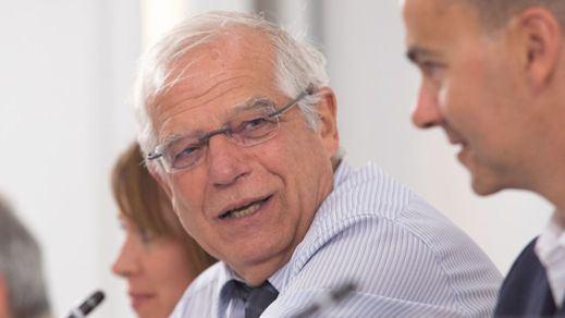 Borrell confirma que no va a dimitir por la polémica de Abengoa