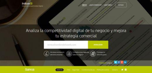 Bankia lanza Índicex Social, una herramienta para medir la digitalización y transparencia informativa de las ONG