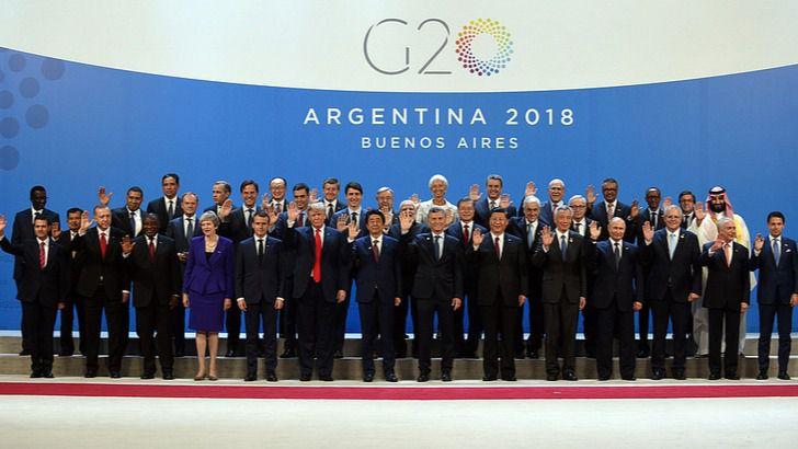 La cumbre del G-20 arranca envenenada por Rusia, China... y Trump