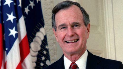 Muere el ex presidente de EEUU George Bush padre