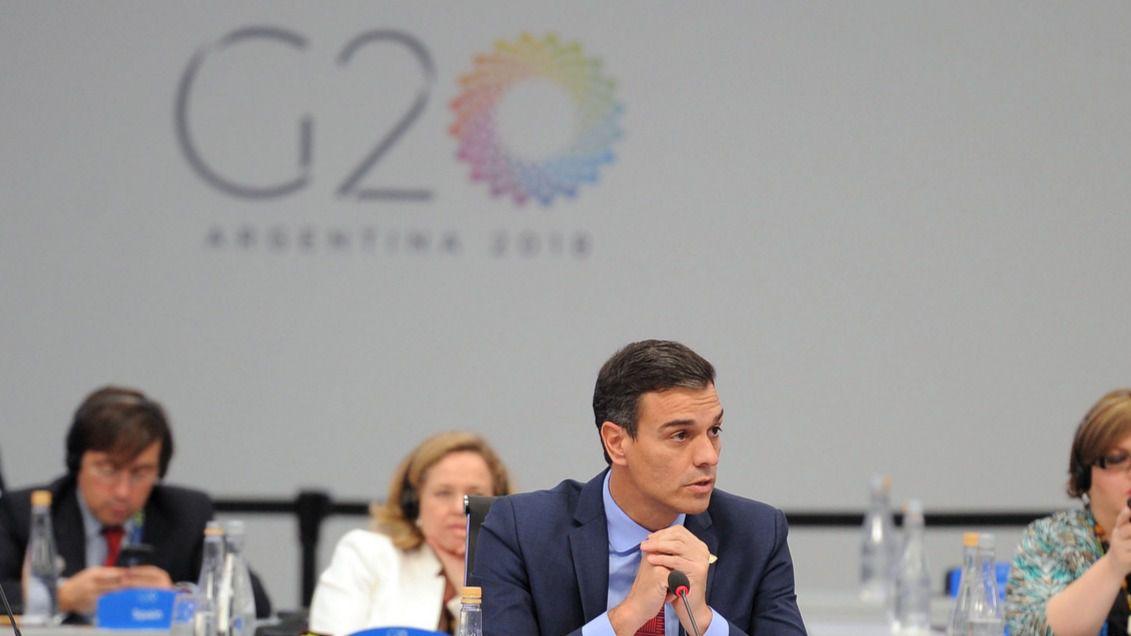 G20: Lagarde destacó el
