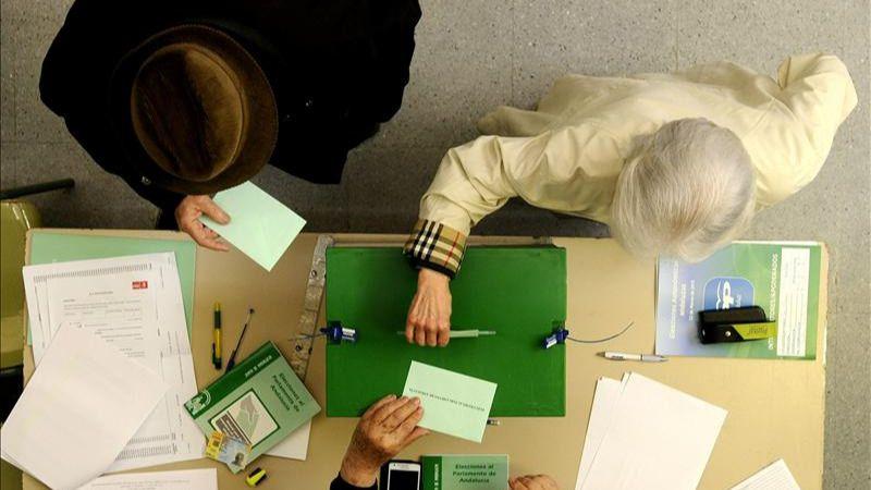 La otra cara de la jornada electoral en Andalucía: anécdotas e incidencias