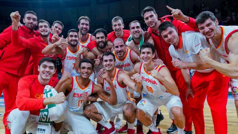 La selección española consigue clasificarse para el Mundial de China tras superar las horribles ventanas FIBA... y a Ucrania (72-68)