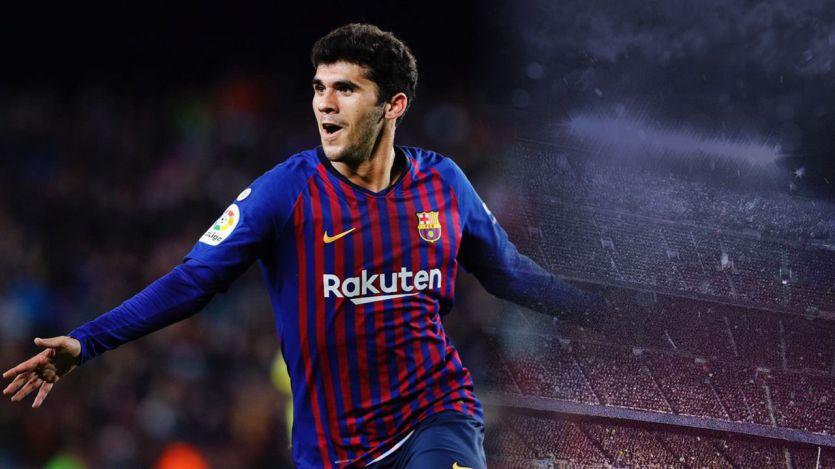 El Barça mantiene la distancia con el Madrid tras ganar al Villarreal (2-0) y el Atleti empata en Girona (1-1)