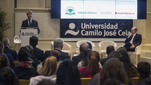 La gestión de residuos y la calidad del aire, retos del futuro medioambiental de Madrid