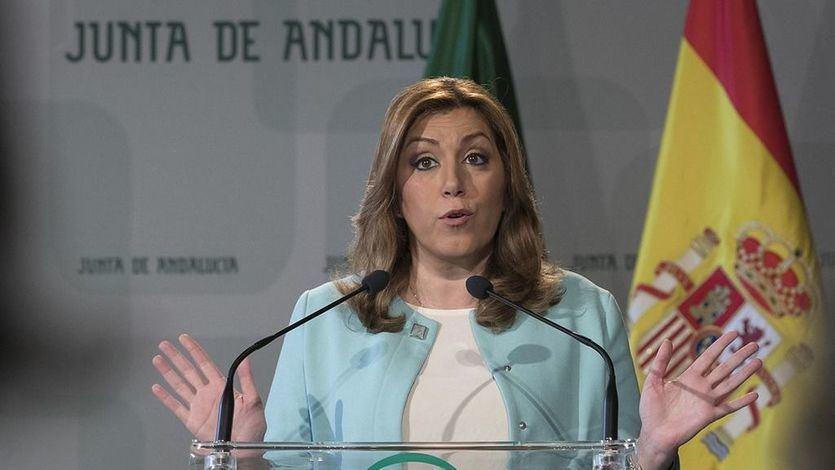 Ferraz 'invita' a Susana Díaz a dimitir pero ella reivindica su victoria en las urnas