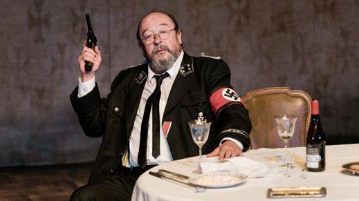 'Ante la jubilación': otra vez aquí los fantasmas del nazismo