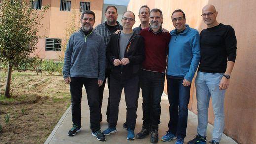Ya son 4 los presos independentistas en huelga de hambre