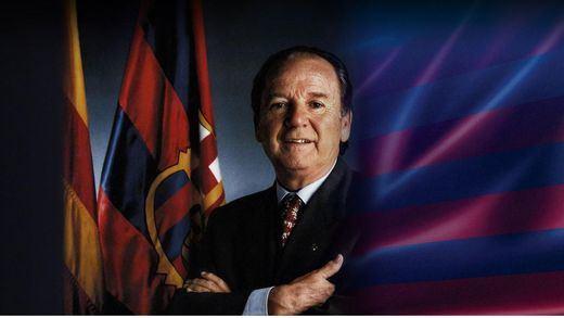 Fallece a los 87 años el ex presidente del Barça Josep Lluís Núñez