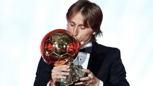 Modric pone fin a la dictadura de Messi y Cristiano con el Balón de Oro