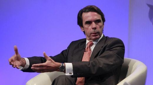 Aznar insta a pactar a PP, Cs y Vox para frenar las