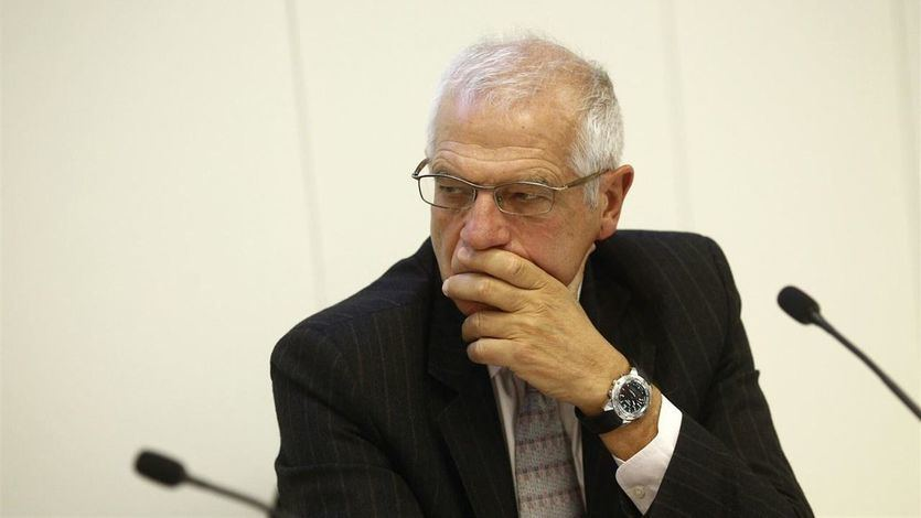 La advertencia de Borrell al ministro belga que apoya la huelga de hambre de los presos independentistas