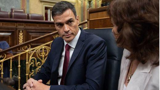 Pedro Sánchez aparece como el político mejor valorado en un ranking menguado