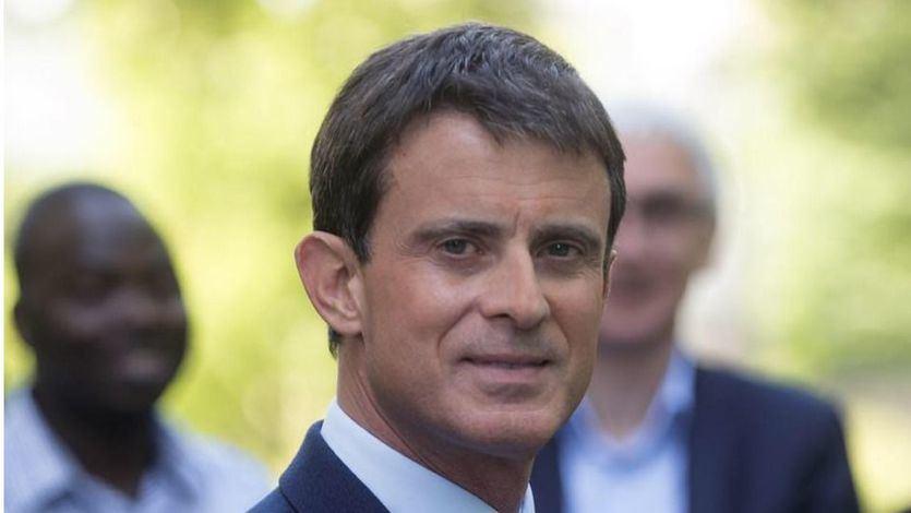 Valls critica la disposición de Rivera a pactar con Vox en Andalucía