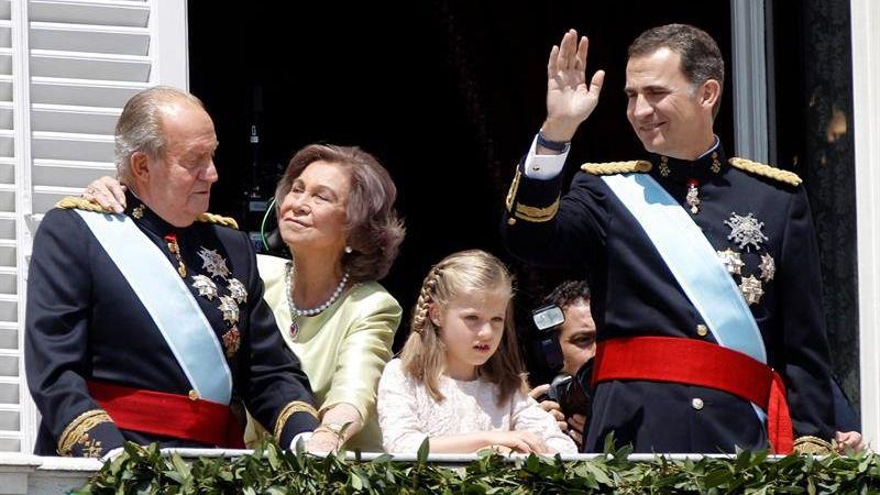 El 40 aniversario de la Constitución, marcado por el debate sobre la monarquía