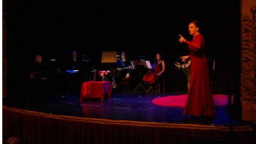 Los magníficos 'Silencios cantados' de María Villarroya se despiden el martes de Madrid