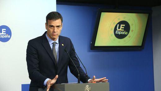 Sánchez descarta el adelanto electoral para marzo de 2019