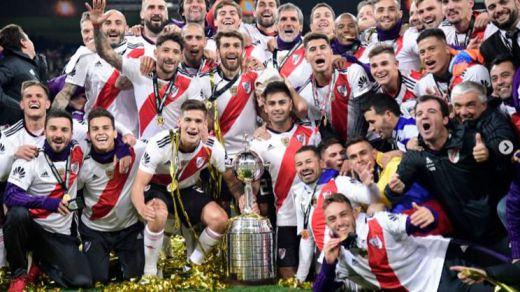 River se lleva una Libertadores sin incidentes y en una final épica que pone a Madrid en la historia