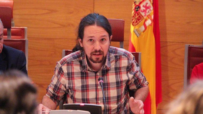 Pablo Iglesias niega la financiación iraní y venezolana de Podemos en la comisión del Senado y reniega ahora del chavismo