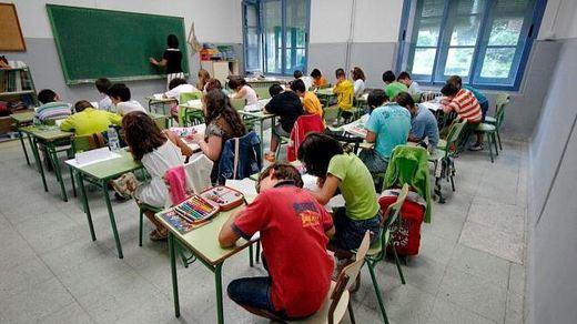 Celaá dice que el índice de repeticiones en primaria es superior al 37%